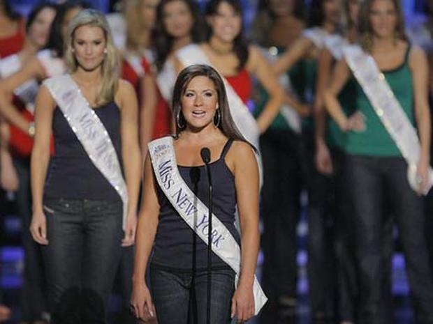 There She Is, Miss America