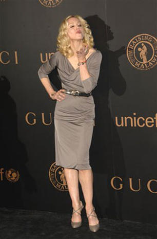 Madonna's Big Bash