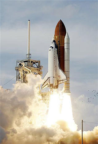 Atlantis Mission STS-122