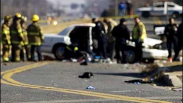 Maryland Drag Race Crash Kills 8 Fans  CBS News