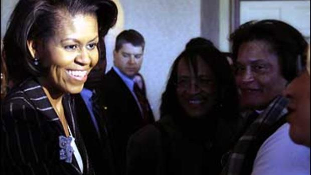 michelle obama on thesis A real example of the erumor as it has appeared on the internet: read past all the rhetoric to the part about michelle obama's princeton thesis.