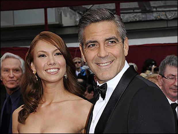 George Clooney's exes