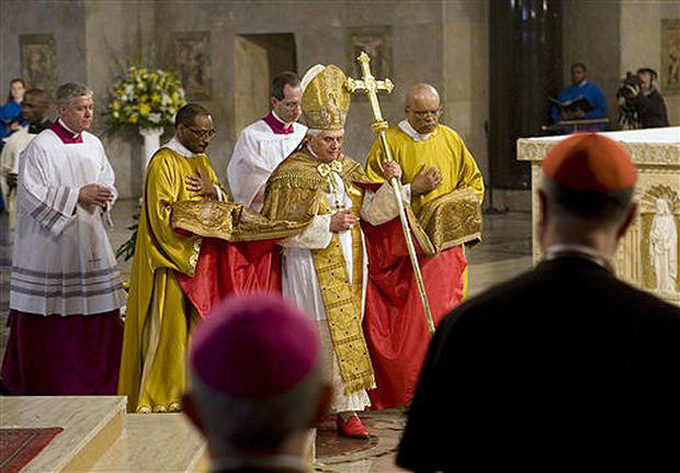 Benedict And The Bishops