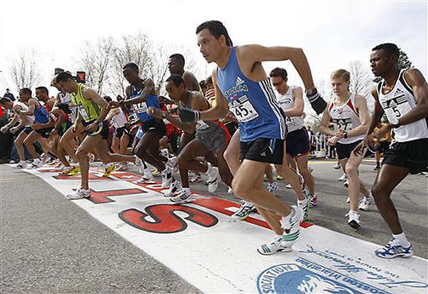 2008 Boston Marathon