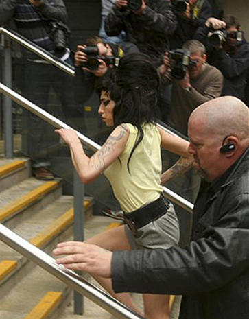 Amy Winehouse: 1983-2011