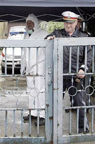 Daughter Held Captive