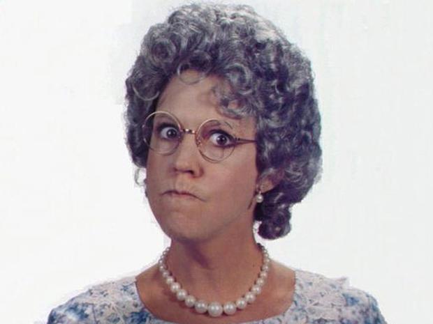Famous TV moms