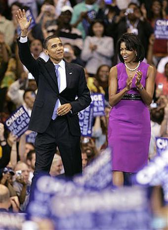 Obama Claims Nomination