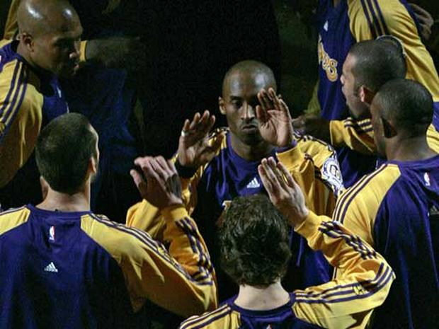 2008 NBA Finals: Game 1