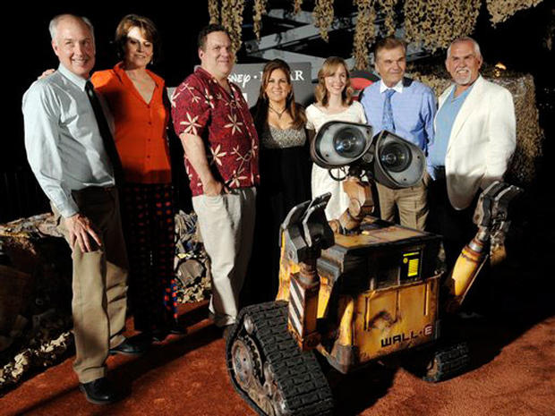 """Wall-E"" Gets Animated Premiere"