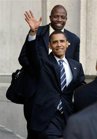 Barack Backers