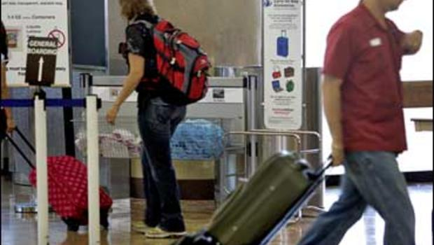 Crackdown On Corpulent Carry Ons Cbs News