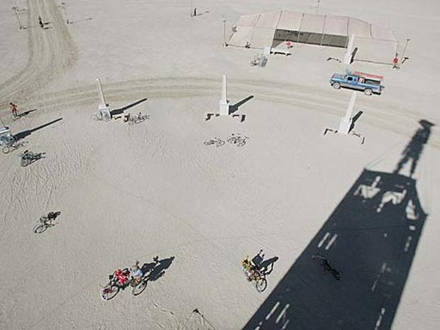 Burning Man 2008