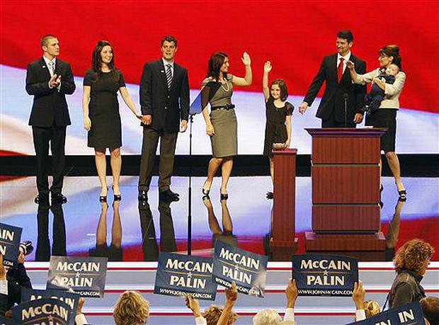 Palin's Big Night