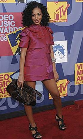 VMA Red Carpet