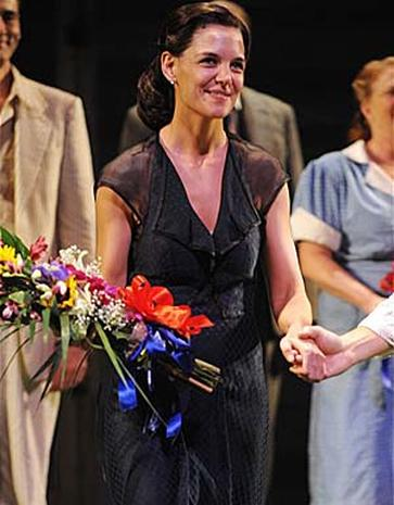 Katie On Broadway
