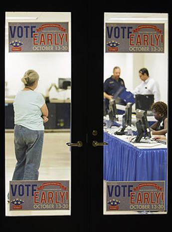 Ahead Of The Polls