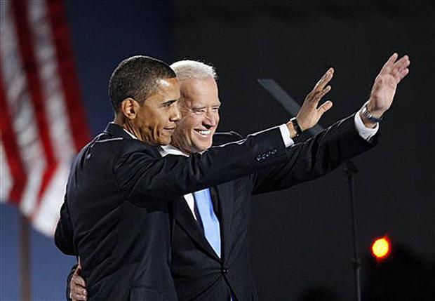 Joe Biden through the years