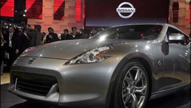 Harry Green Nissan >> The Los Angeles Auto Show - CBS News