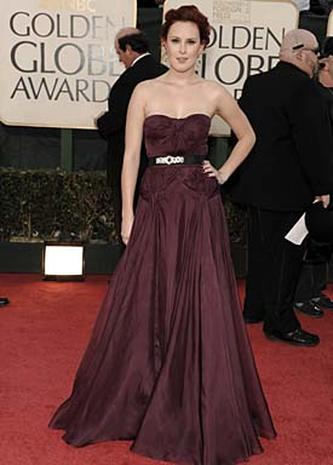 Golden Globe Arrivals