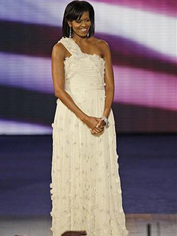 Michelle Obama's Inaugural Style