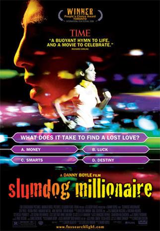 """Best Picture: """"Slumdog Millionaire"""""""