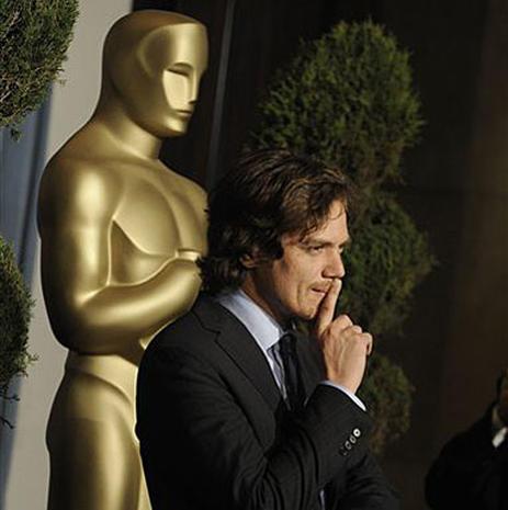 Oscar Hopefuls Do Lunch