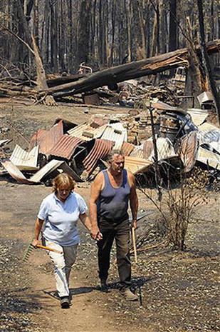 Deadly Australia Wildfires