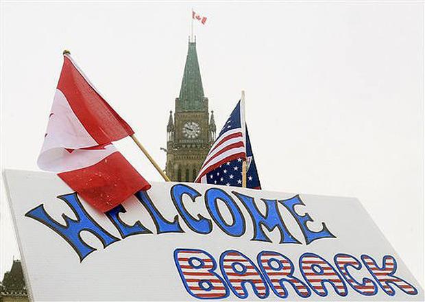Quick Canada Trip