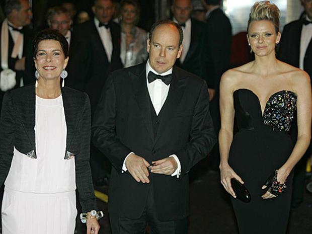 Monaco's 2009 Rose Ball