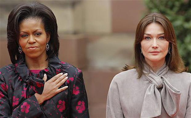 Michelle Obama's European Style
