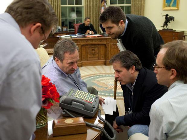 Behind The Scenes: President Obama