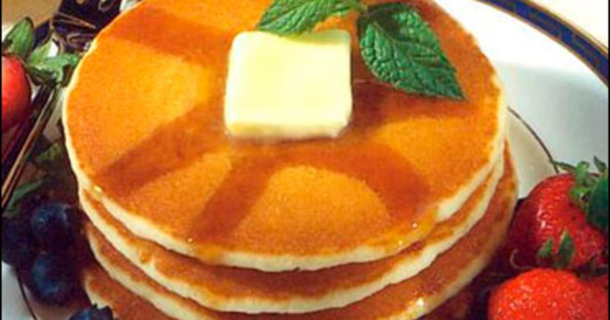 How To Make The Perfect Pancakes - CBS News