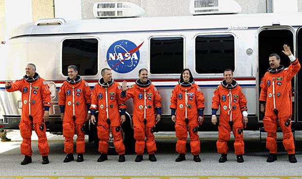 Space Mission Begins