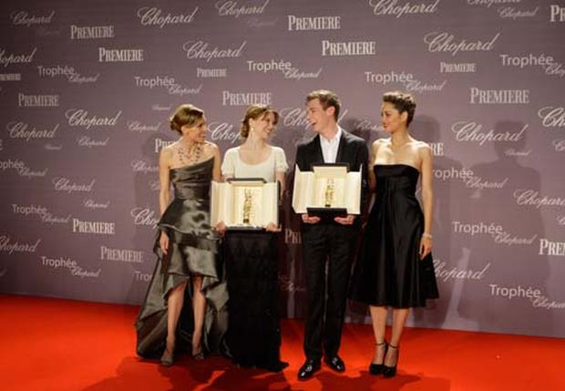 The Cannes Chopard Trophy