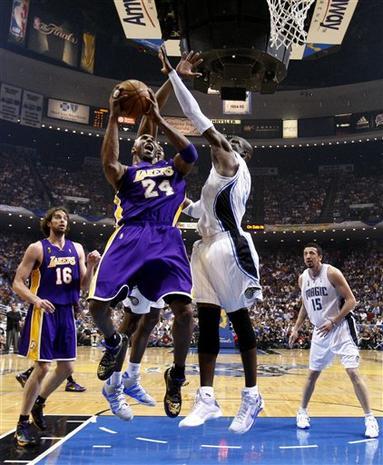 2009 NBA Finals: Game 4