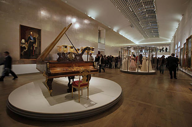 Royal Opening For Dutch Museum