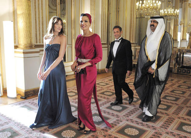 State Dinner In Paris
