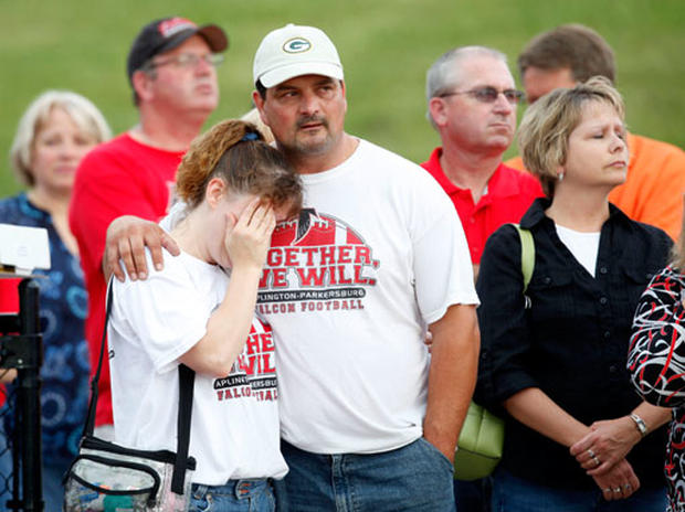 Coach Killed In School Shooting