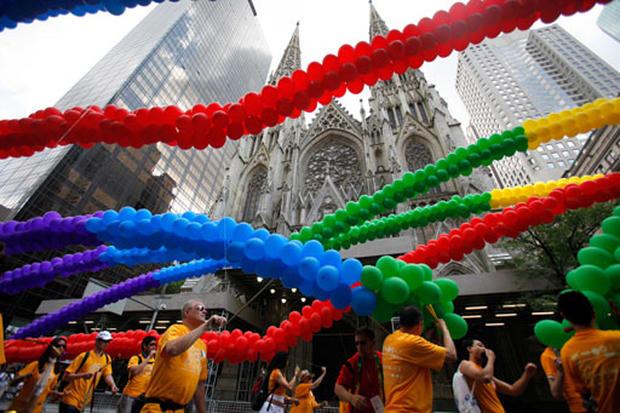 Gay Pride Coast To Coast