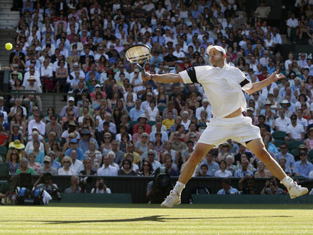 Wimbledon 2009: Final Rounds