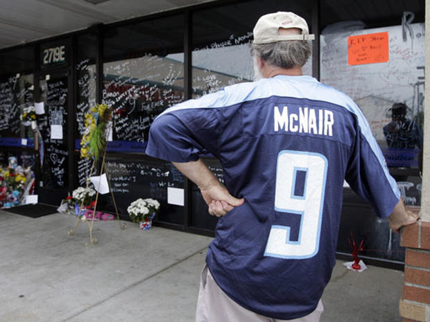 Remembering Air McNair