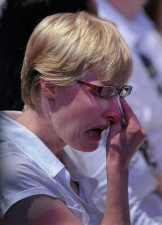 Tears for Michael Jackson