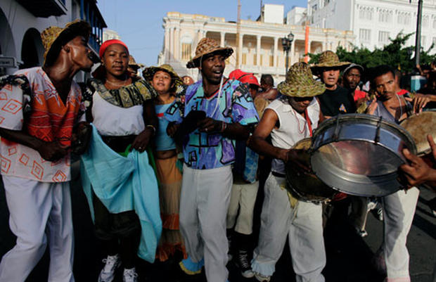 Cuba Goes Caribbean