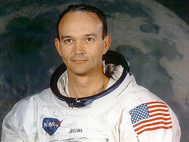 Astronaut Michael Collins