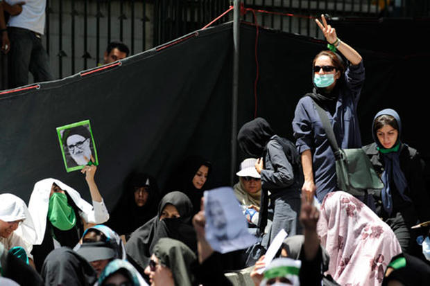 Renewed Protests in Iran