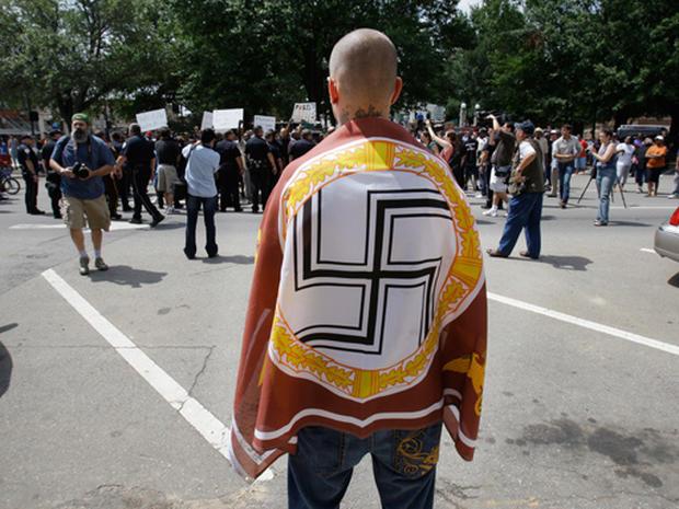 """White Power!"" ""Black Power!"""