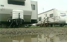 Katrina FEMA Trailer Turmoil