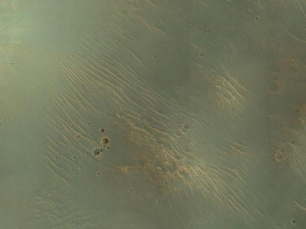 Mars in Focus