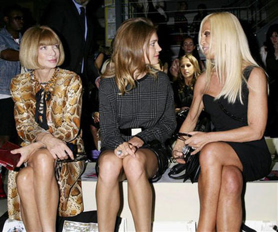 Front Row for Fashion